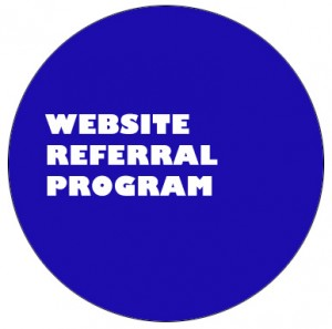 Website Referral Program