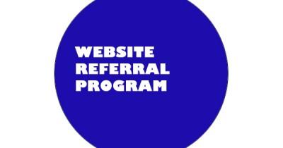Website Referral Program