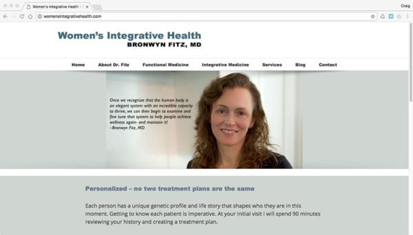 women's integrative health