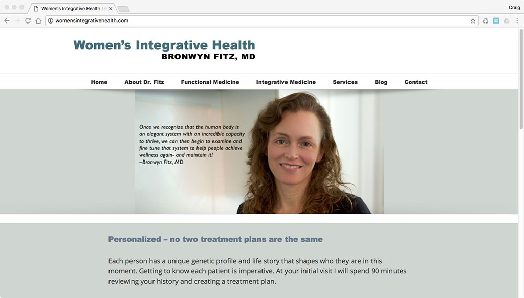 women's integrative health